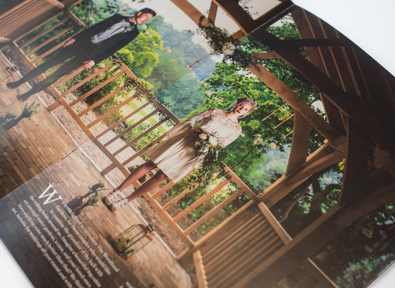 Makeney Hall Wedding Brochure