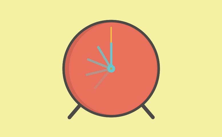 Passing/Ticking Clock