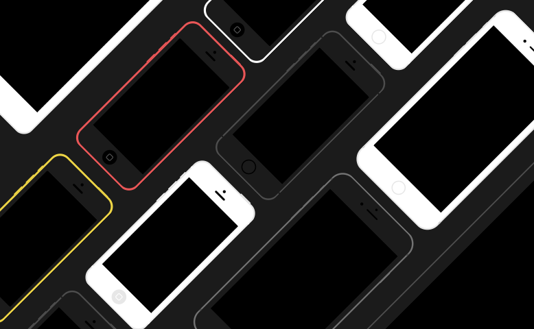 Apple Mobile and Tablet Mockups